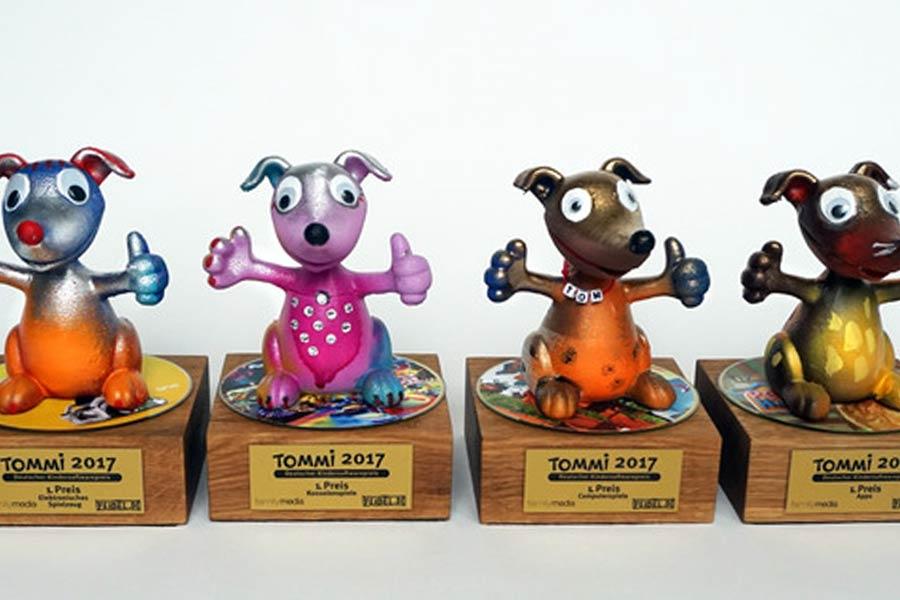 TOMMI Gewinner und Nominierte