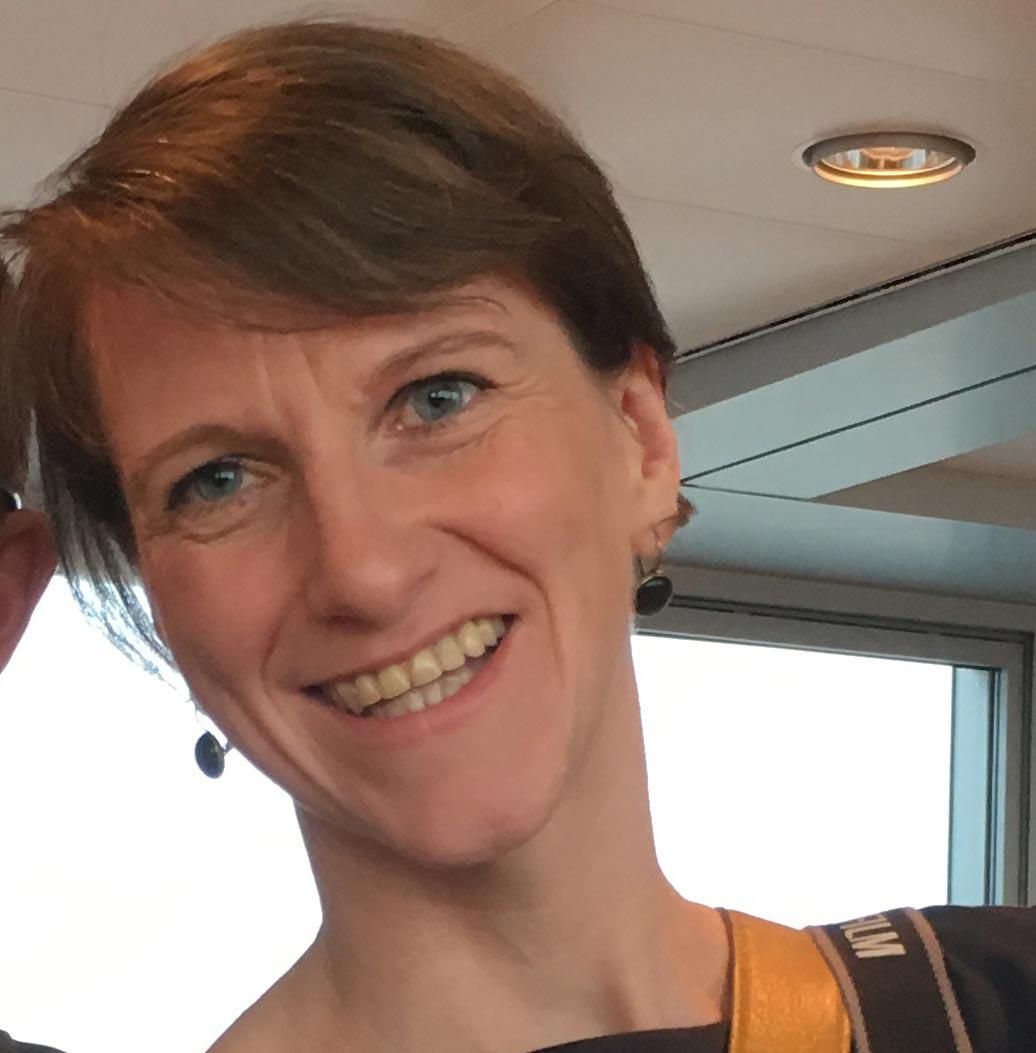 Roswitha Kopp Porträt