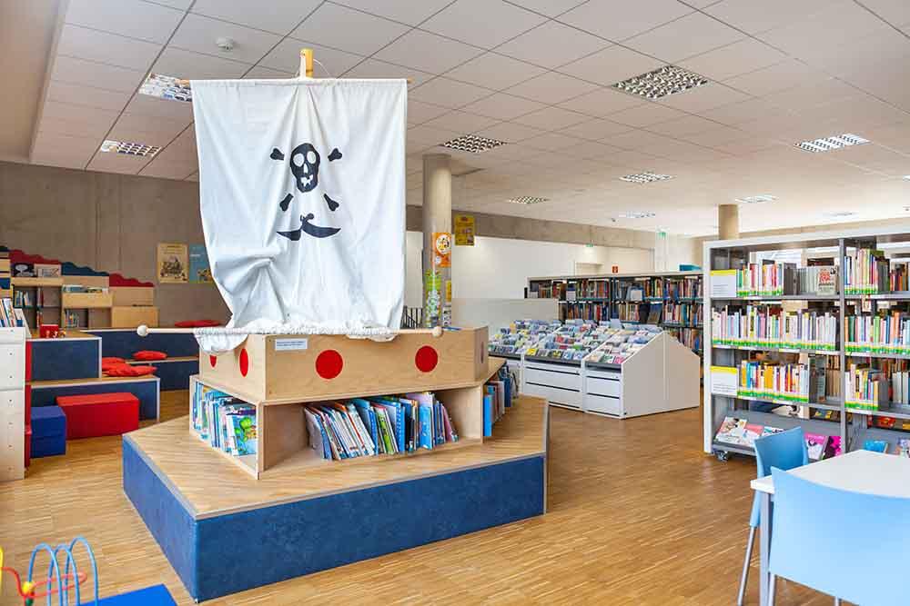 Stadtbibliothek Euskirchen Eindrücke