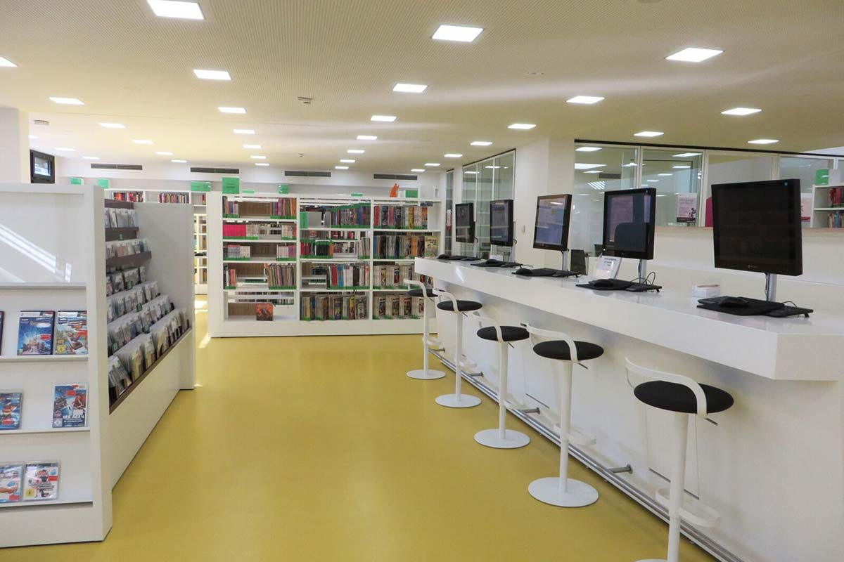 TOMMI Bibliotheken